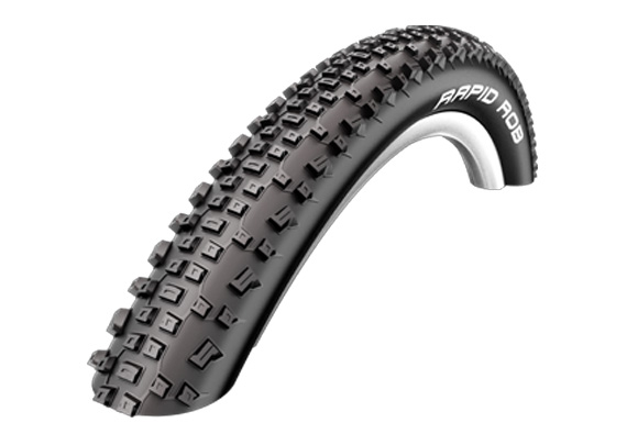 "Покрышка 26"" Schwalbe RAPID ROB K-Guard"